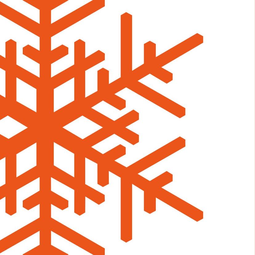 Kerst Strak oranje - OT 2