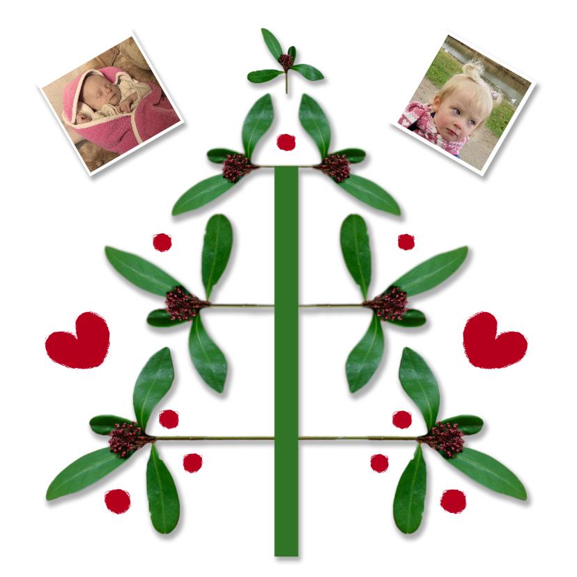 Kerst Takjesboom Groen - HR 2