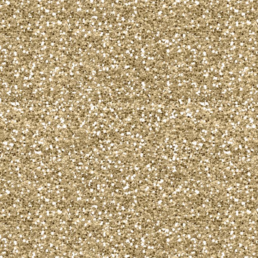 Kerst Trendy glitter en  glamour foto kaart 2