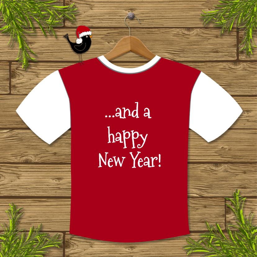 Kerst Tshirt Tekst - HR 2