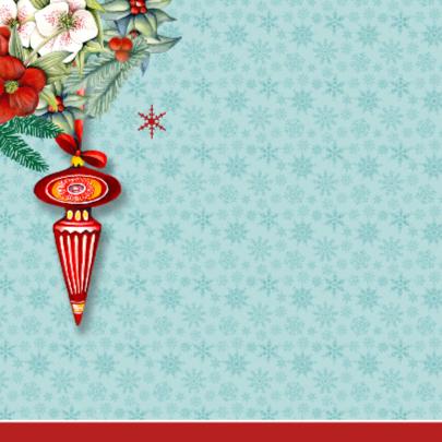 Kerst vintage kerstballen 2