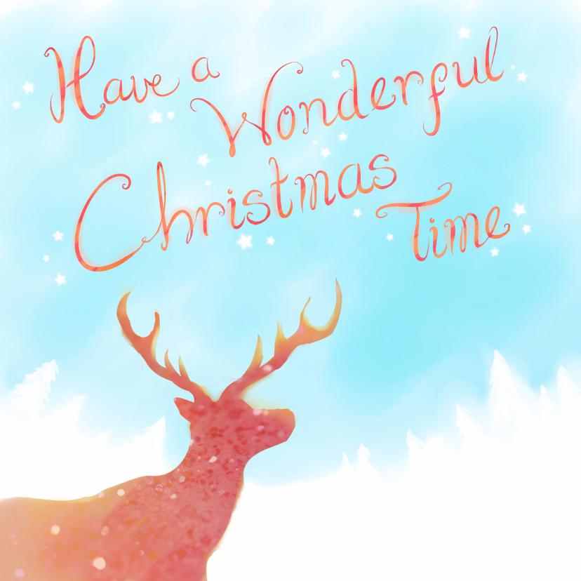 Kerst - Wonderful Time - PetPet