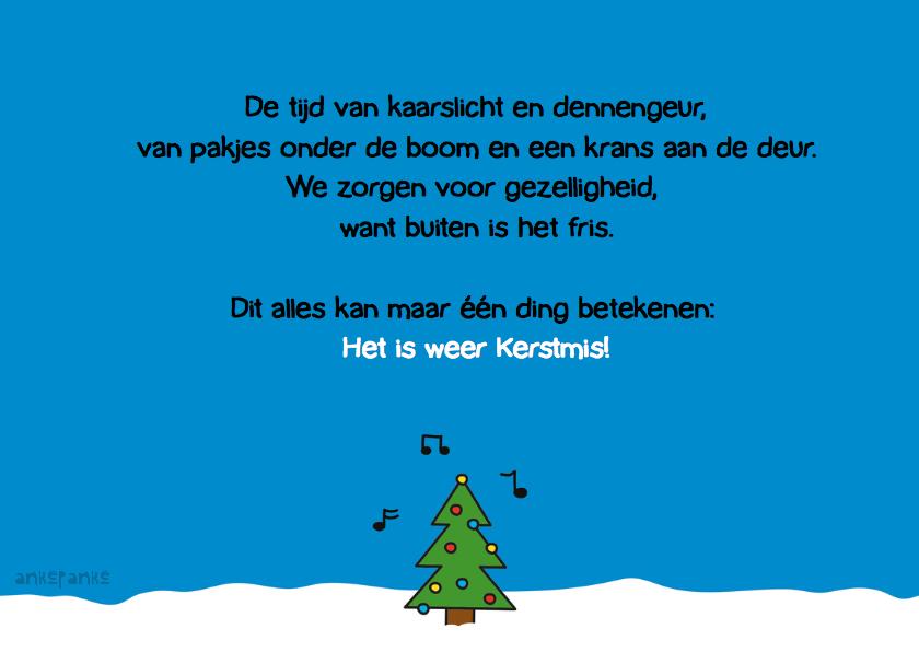Kerst Zingende kinderen 3