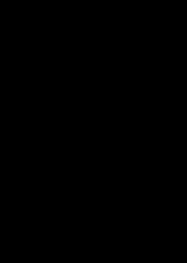 Kerstboom zwart met kader 2