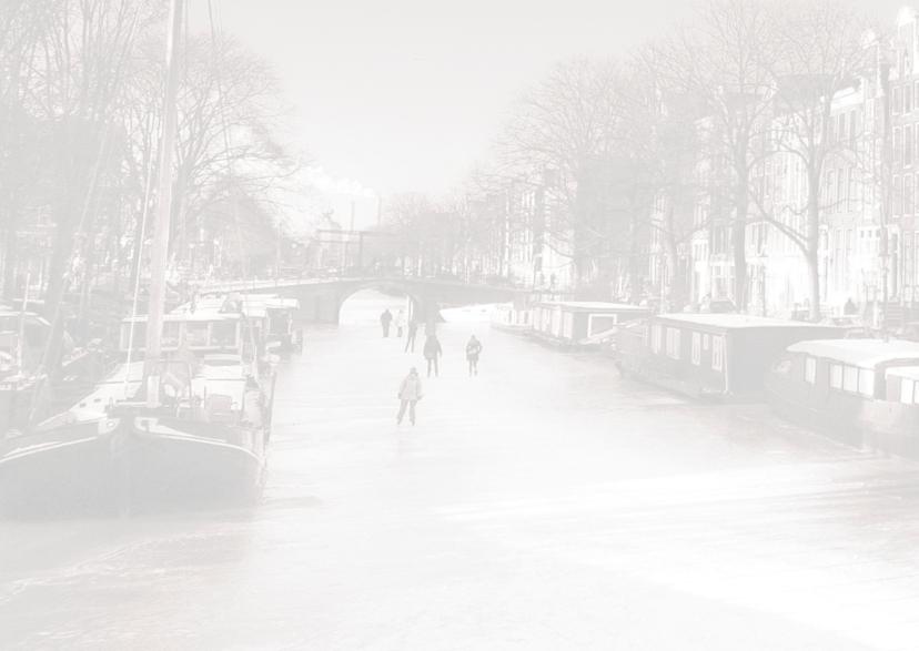 Kerstkaart-Amsterdam- Winter 3