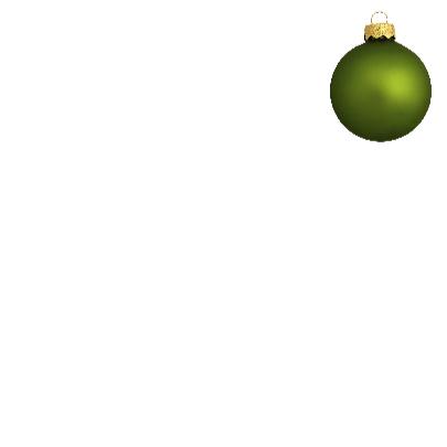 Kerstkaart eigen foto kerstbal og - OT 3