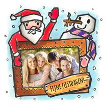 Kerstkaarten - Kerstkaart - Fotokaart