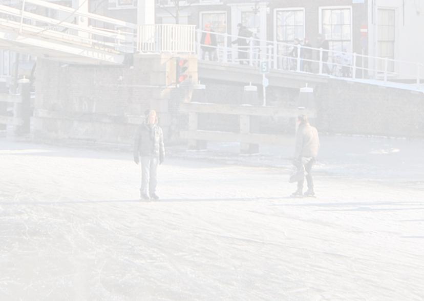 Kerstkaart-Haarlem Winter 3