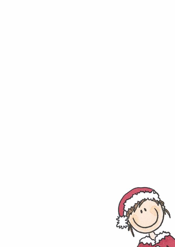 Kerstkaart Kinderen - LFZ 3