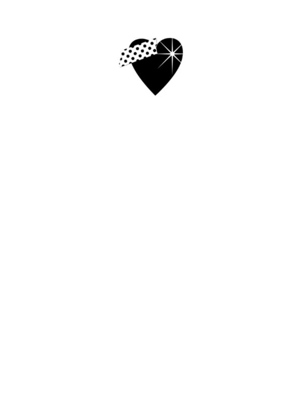 Kerstkaart letterslinger lpj - B 3