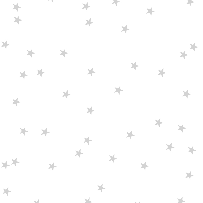 Kerstkaart letterslinger sterren 2