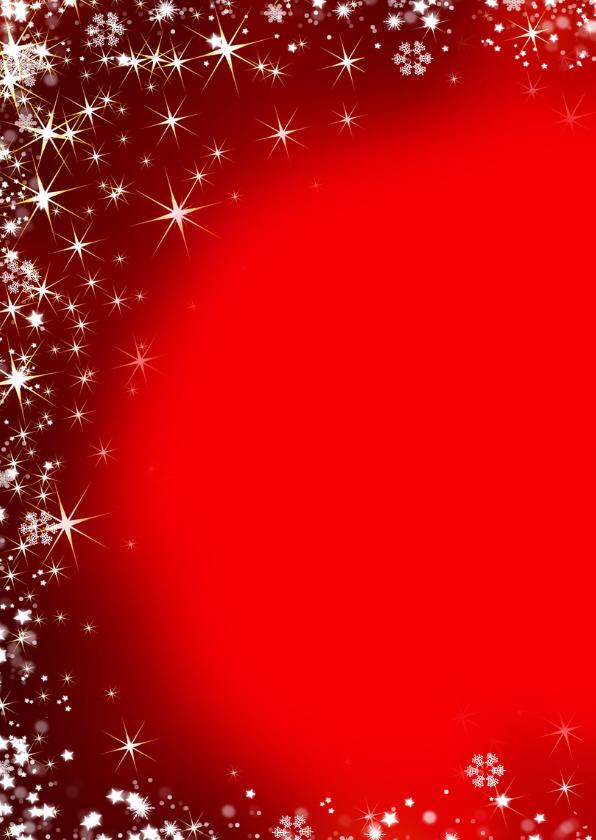 Kerstkaart met gouden sierlijke fotolijst  2