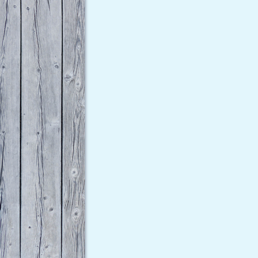 kerstkaart met hout 2