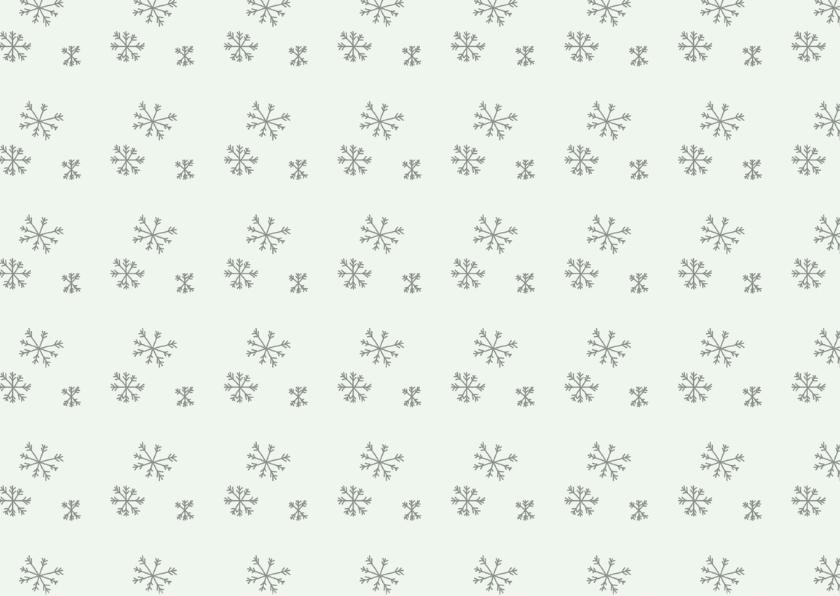 Kerstkaart romantisch danskoppel 2