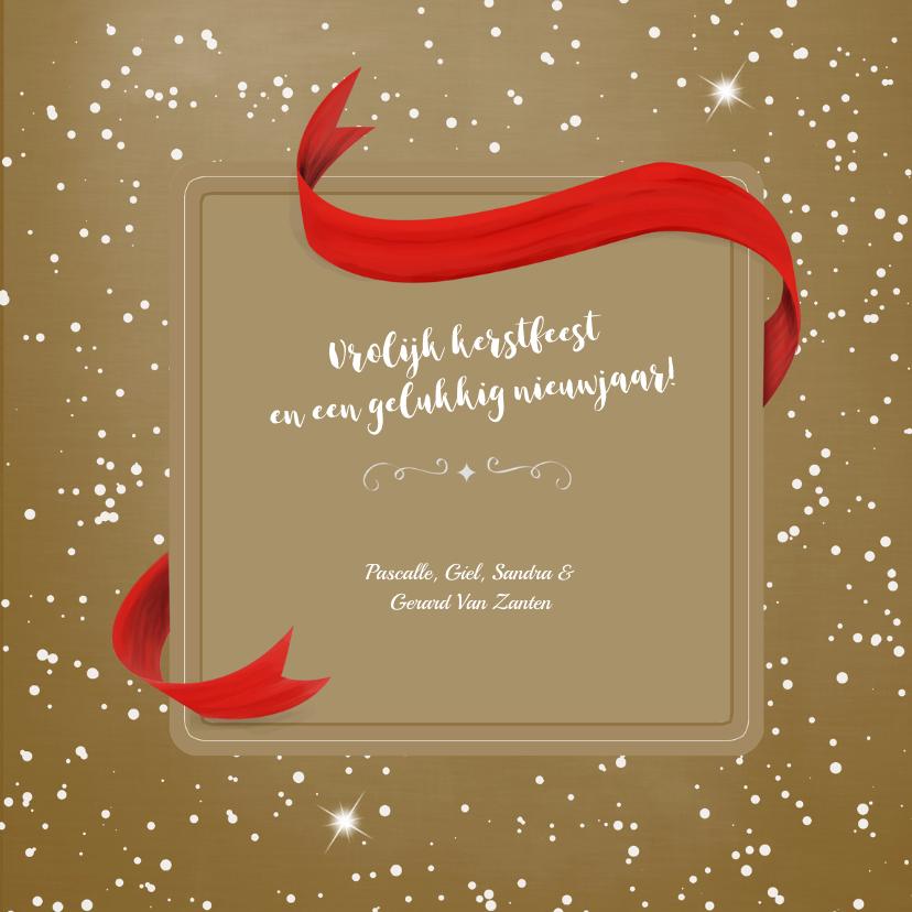 Kerstkaart Rudolph 3
