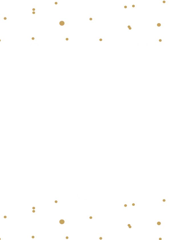 Kerstkaart ster roze - HM 2