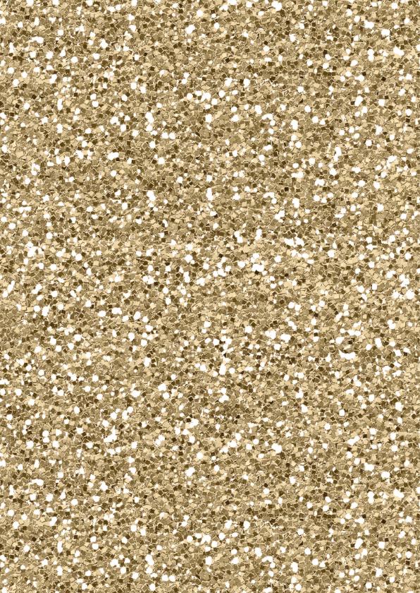 Kerstkaart trendy glitter en glamour foto kaart s 2