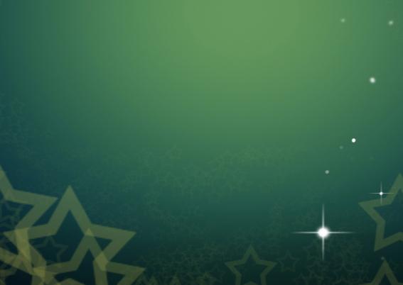 Kerstkaart  wereldbol 3