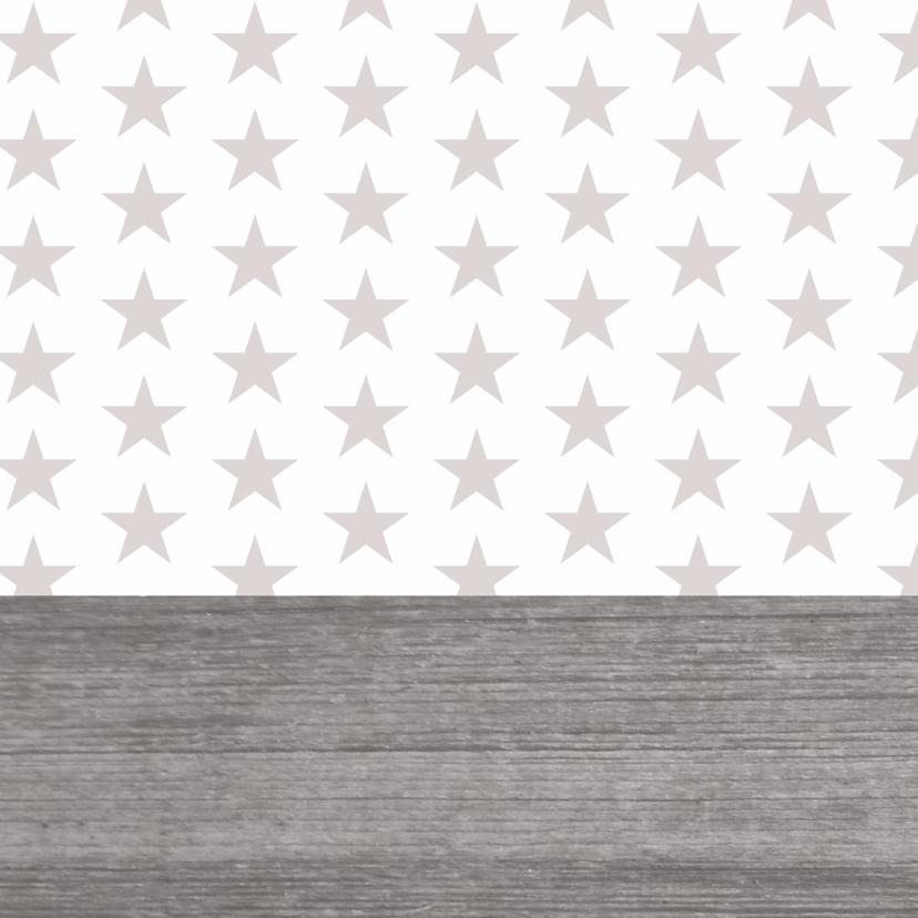 Kerstkaart xmas sterren 2