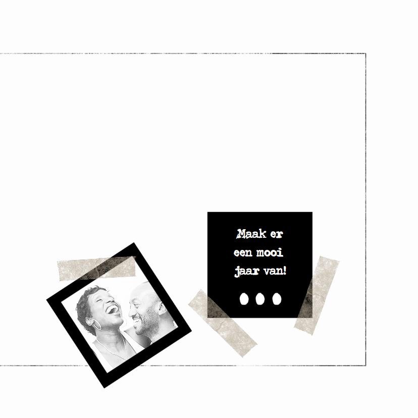 Kerstkaart zwartwit tekst 2018-IP 3