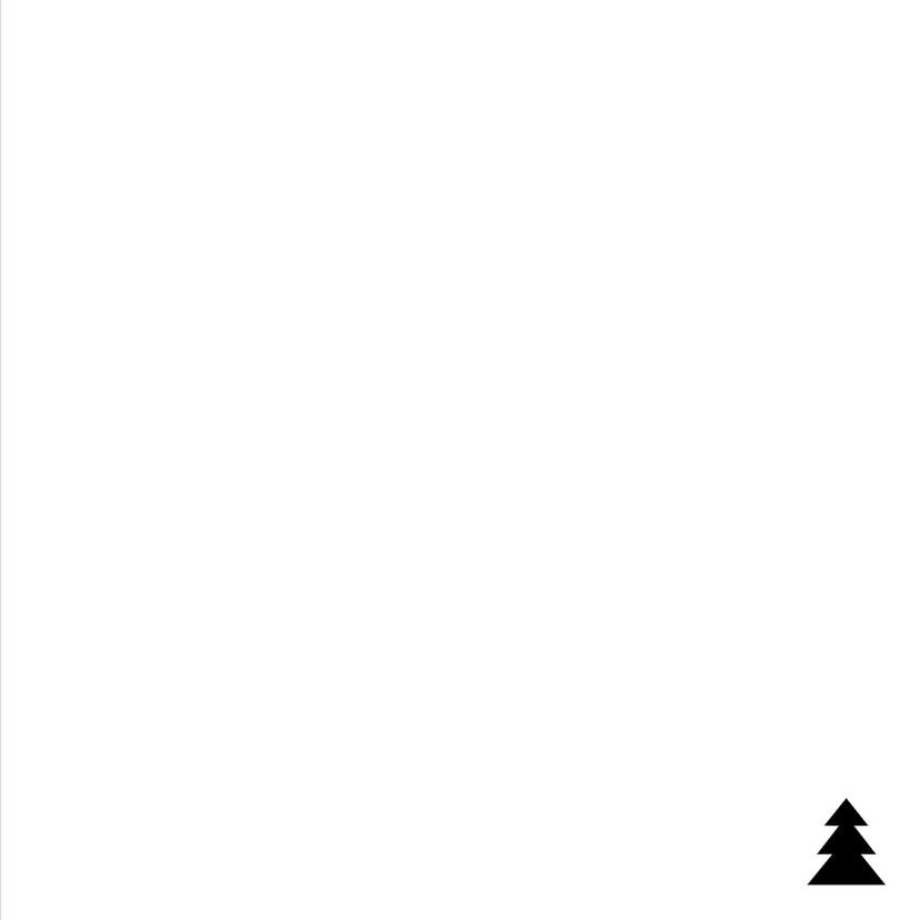 Kerstkaart Zwartwit - WW 3