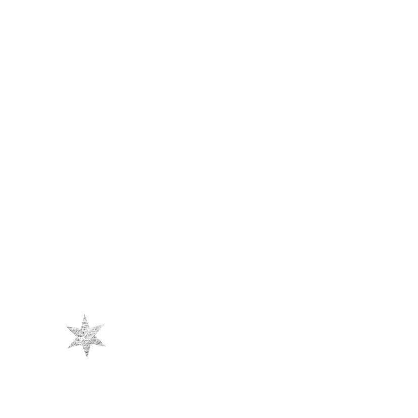 Kerstkaarten Letterboompje YO 2