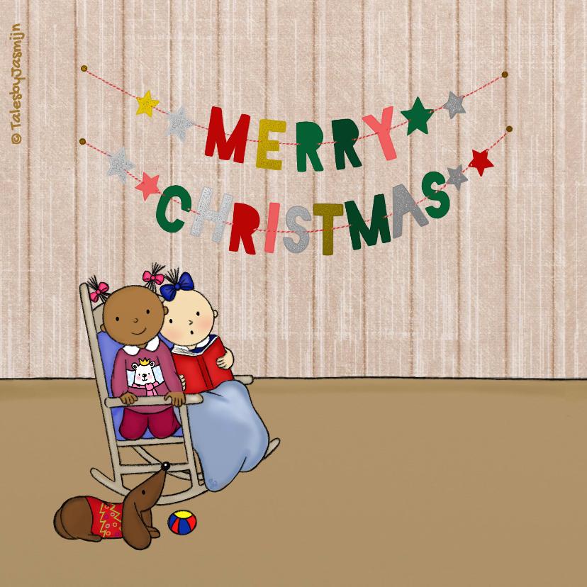 Kerstmis Knus bij de open haard 2