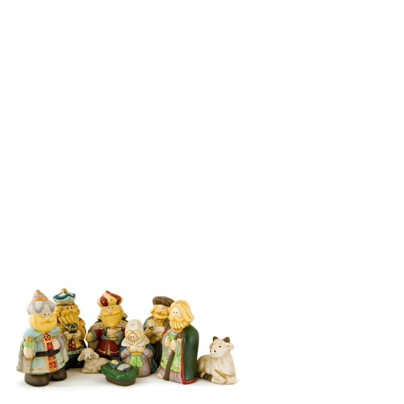 Kerststalfiguren 2