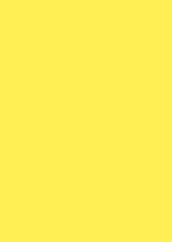 Kies je kleur gele staande kaart kaartje2go - Kies kleur ruimte ...