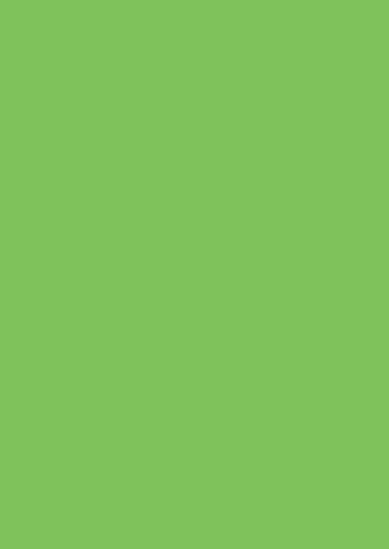 Kies je kleur groene staande kaart kaartje2go - Kies kleur ruimte ...