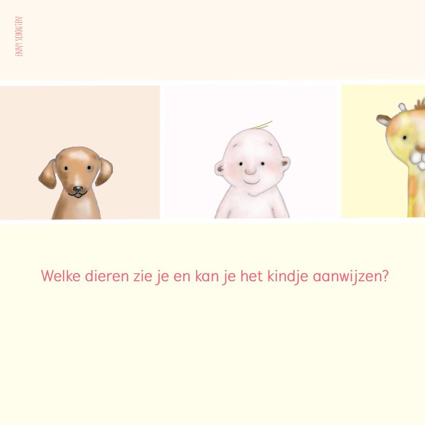 Kinder - kleine diertjes 2