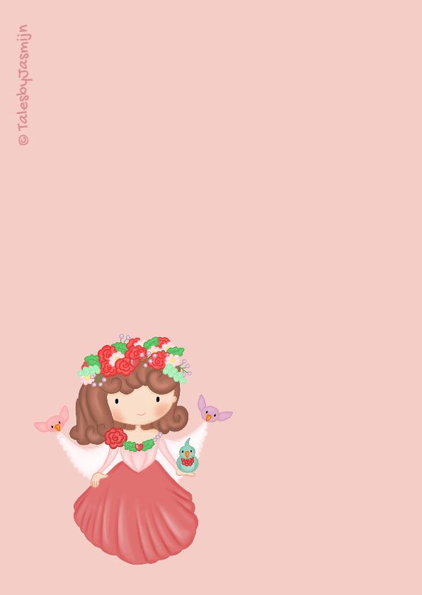 Kinderfeest Bloemen Prinses 2