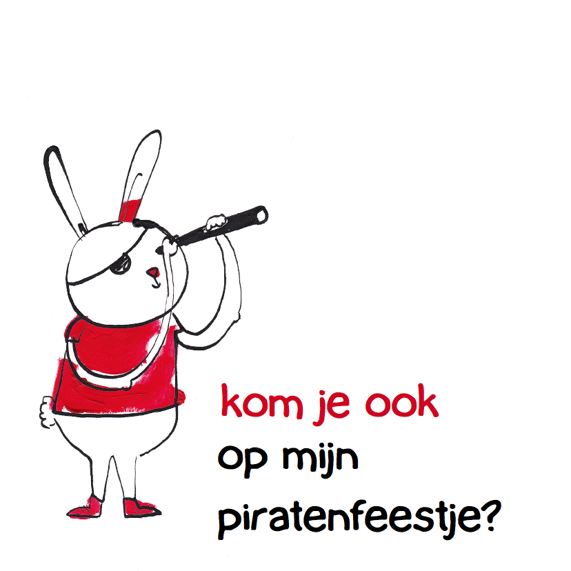 kinderfeest piraten meisje 2