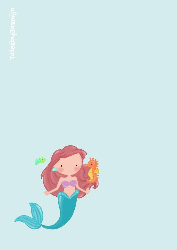 Kinderfeest Zeemeermin 2