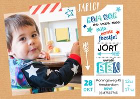 Kinderfeestjes - Kinderfeestje 1 jaar Jort