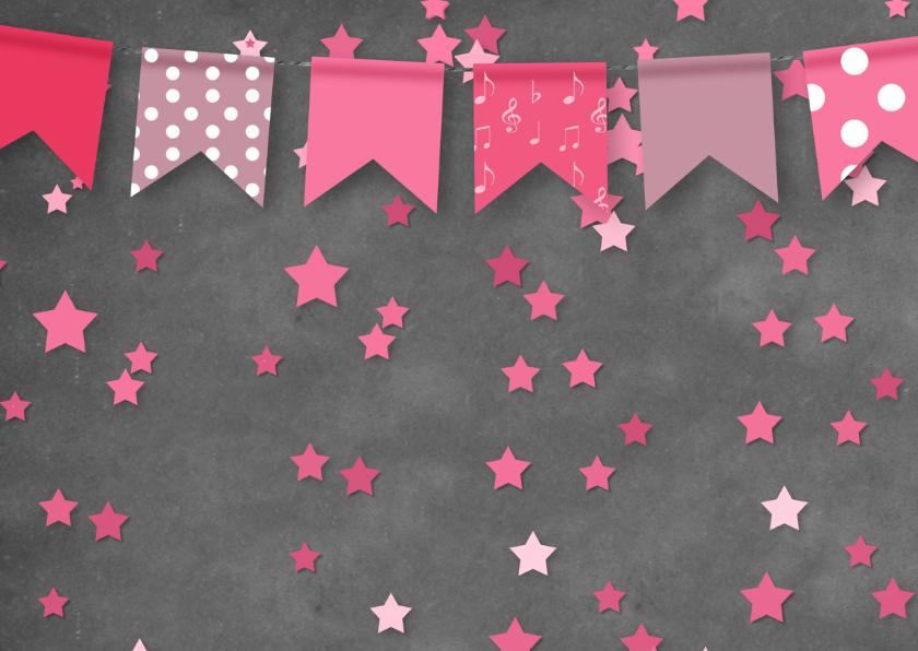 Kinderfeestje foto en confetti 2