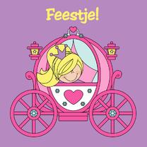 Kinderfeestjes - Kinderfeestje prinsesje