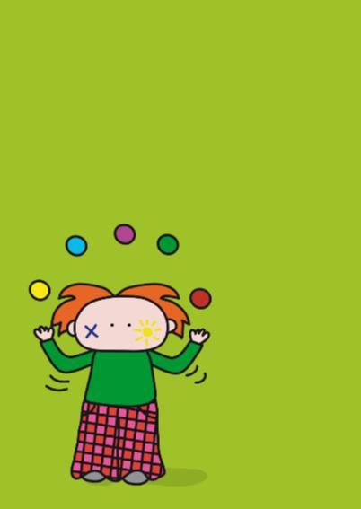 Kinderkaart Kermis 2