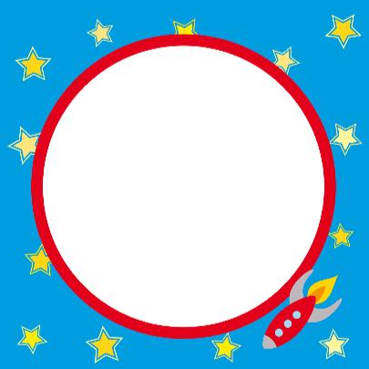 Kinderkaart Raket 3