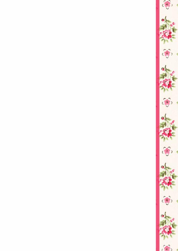 Klassieke Lijst Bloemen Huwelijk 3
