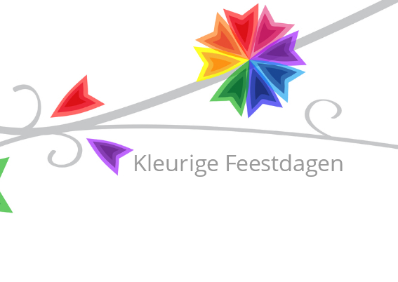 Kleurige Feestdagen three 3