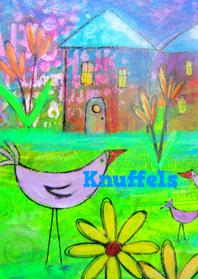Vriendschap kaarten - Knuffels - Kippetjes