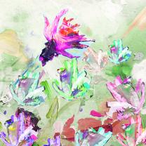 Kunstkaarten - Kunst paletstukken print