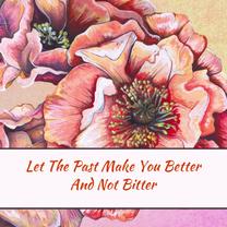 Religie kaarten - Let The Past Make You Better