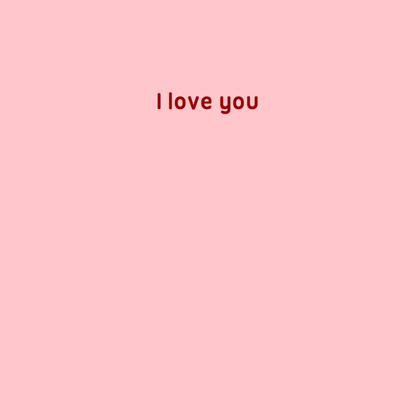 Liefde Beerie houdt van jou! 3