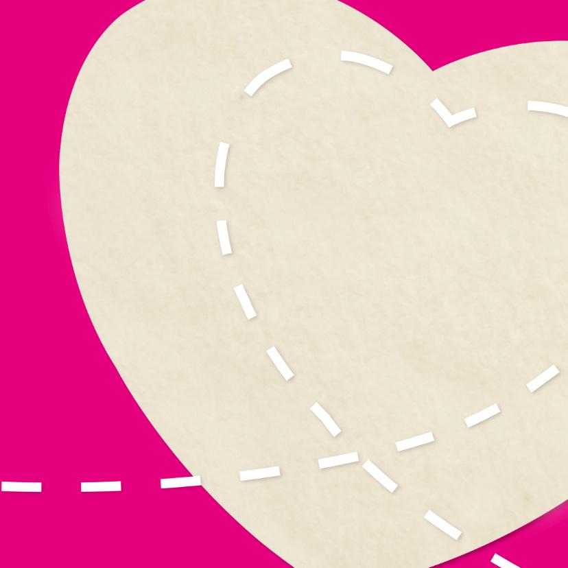 Liefde Bij geel hart - MD 3