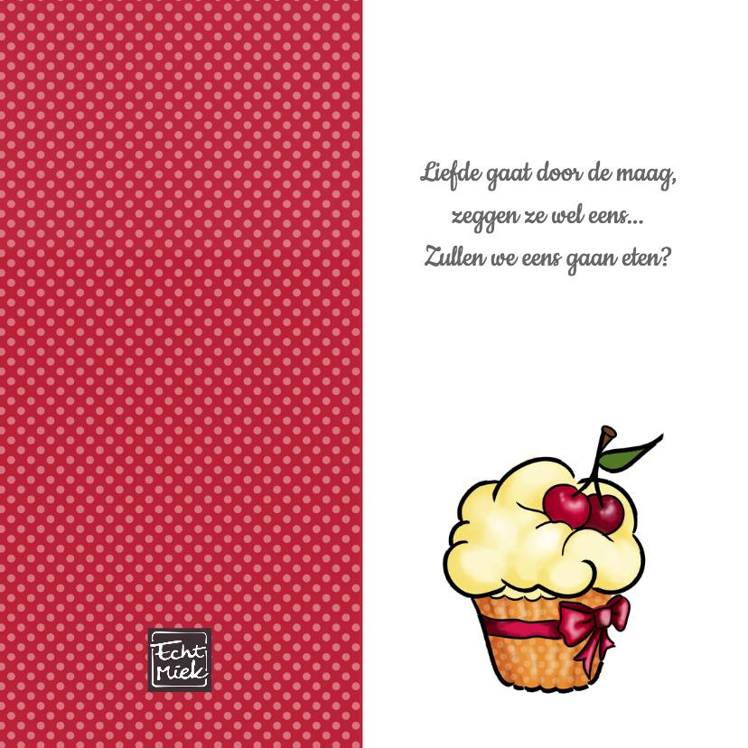 Liefde - cherry on my cake 2