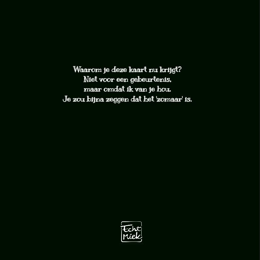 Liefde - I love you white 2