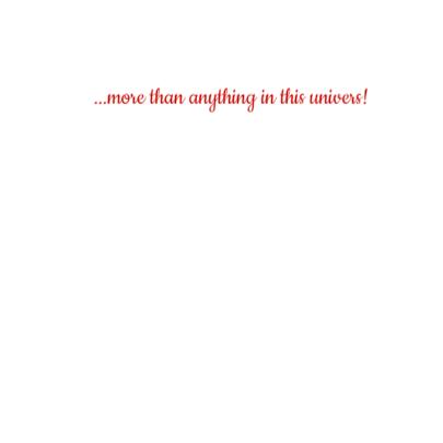 Liefde -  Univers Love - MW 3