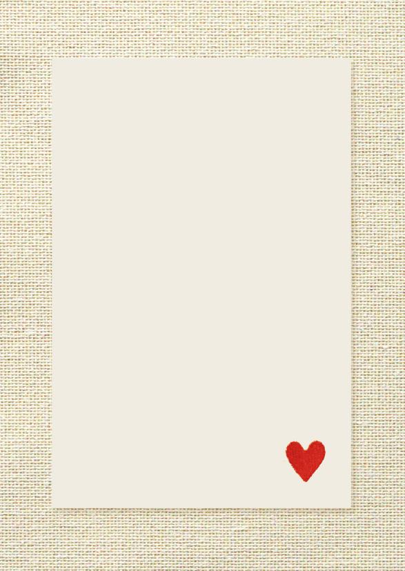 Liefde vintage letters 3